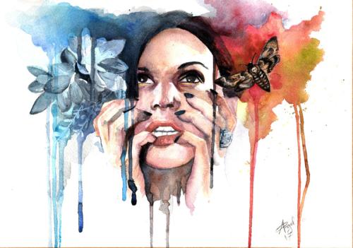 Cristina Scabbia from Lacuna coil