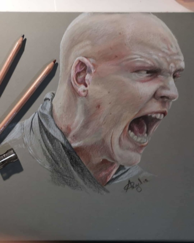 Devin Townsend from DTP